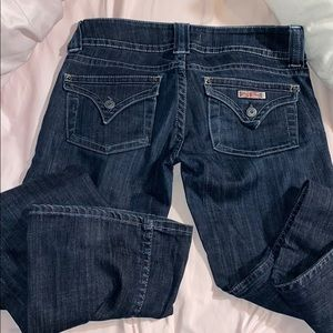 Hudson's Bootcut jeans